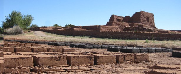 Pecos National Historic Park New Mexico (photo from their site)